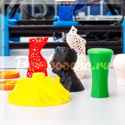 Услуги 3D печати ABS-пластиком