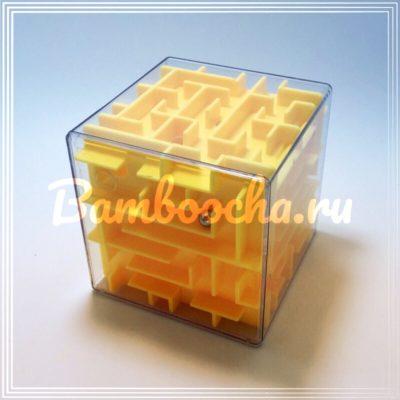 Игровой лабиринт «Куб Минотавра»